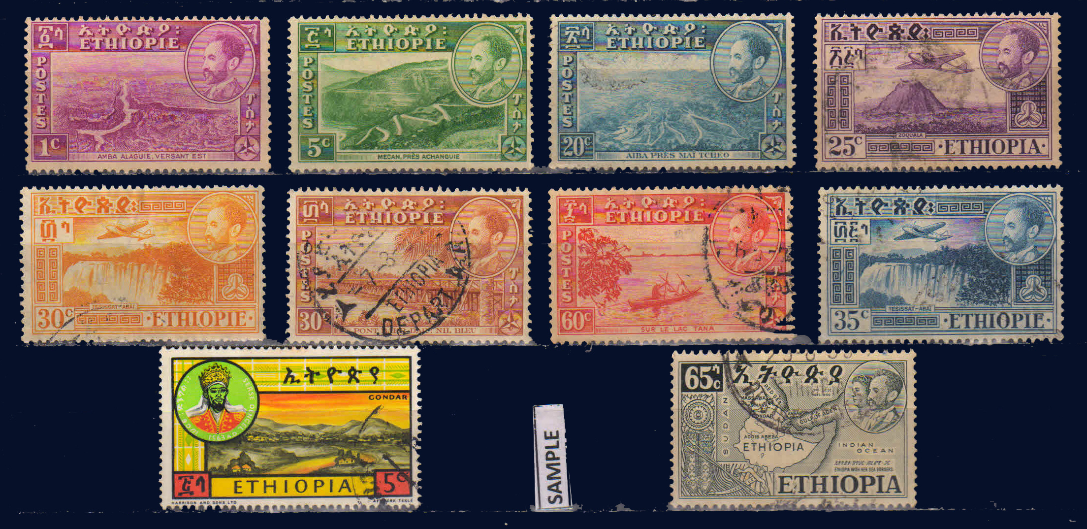 I dag kan man beställa frimärken via Internet