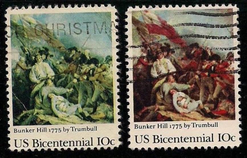 Gummering påverkar värdet på ett frimärke