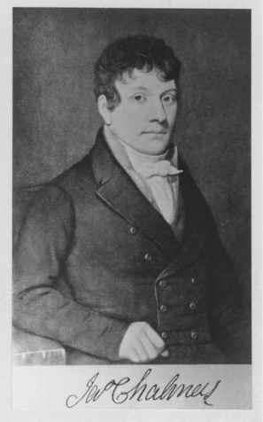 James Chalmers - den verkliga uppfinnaren av frimärket?