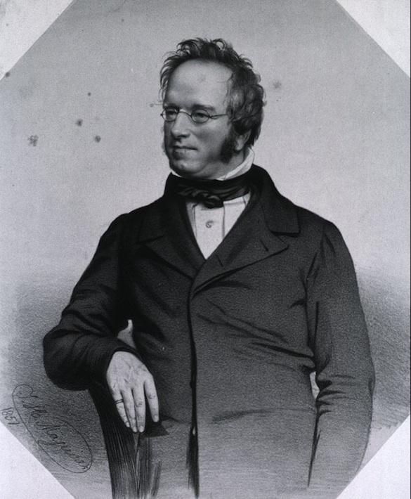Frimärkssamlaren John Edward Gray