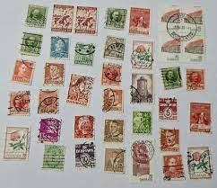 Köpa och sälja frimärken